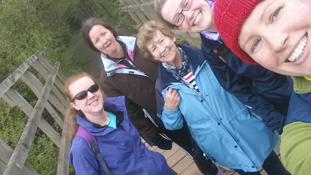 Muffin Tops Walking Group