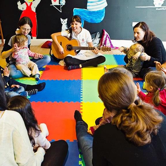 Music Classes for Toddlers - Pre-School Kids in Weybridge Elmbridge Surrey