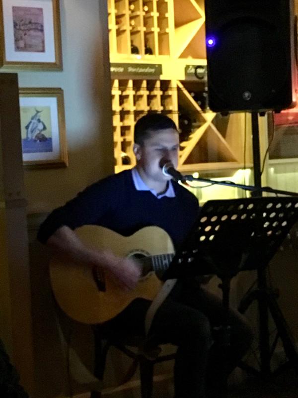 singer/guitarist was called Alex Kennedy