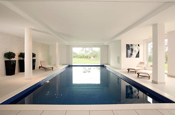Swimming Pool Luxury Designer