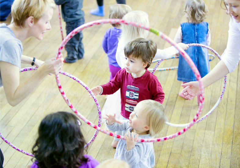 Toddlers Fun Activity Groups