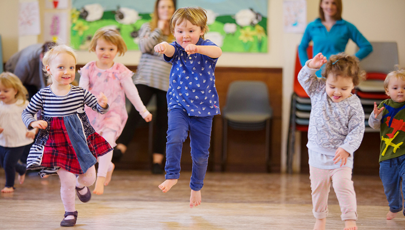Totsdance Fun Childrens Dance Class Surrey