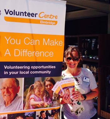 Volunteer Centre Elmbridge Surrey
