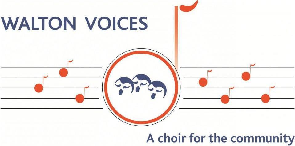 Walton-on-Thames Choir Singing at Concert