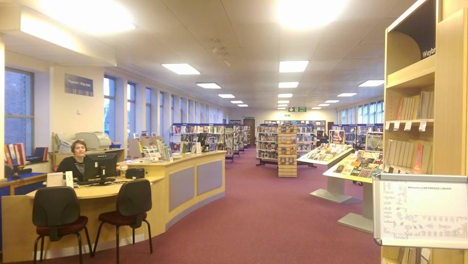 Weybridge Library
