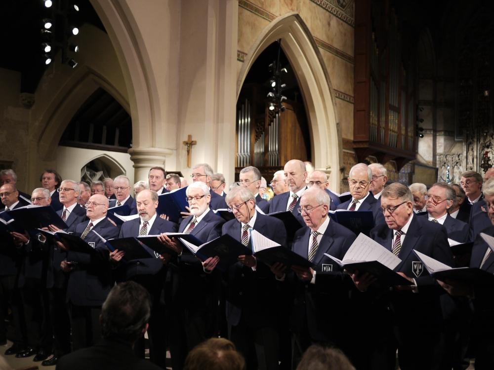 WMVC - Weybridge Male Voice Choir Concert