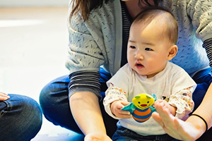 Weybridge music lesson for toddlers