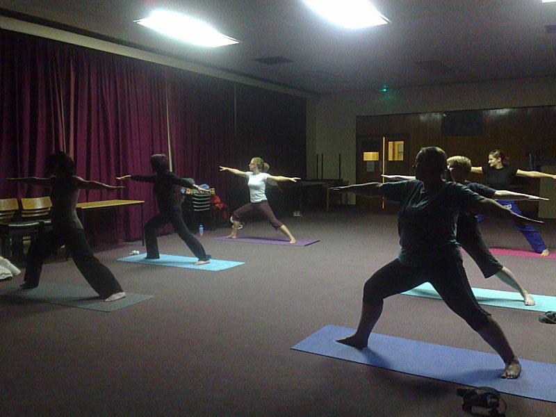 Yoga Elmbridge Surrey