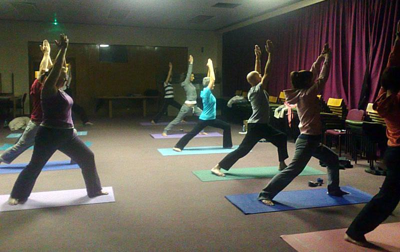Yoga Weybridge Vernette