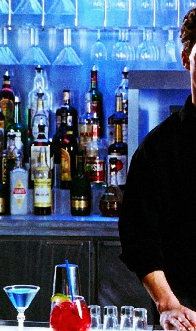 Cocktail Film Red Bar Weybridge