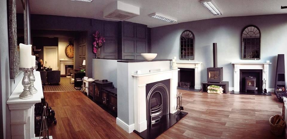 Frosts Fireplaces and Stoves - Weybridge Surrey Shop