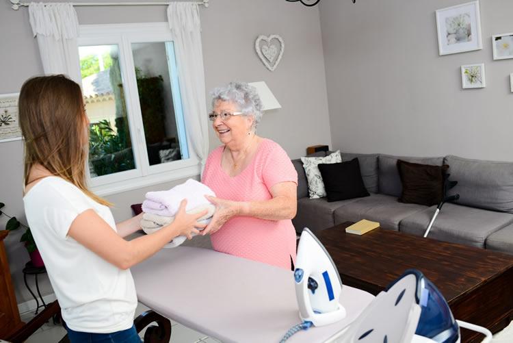 Home Help for Elderly