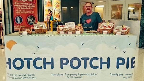 Hotch Potch Pies Gluten Free