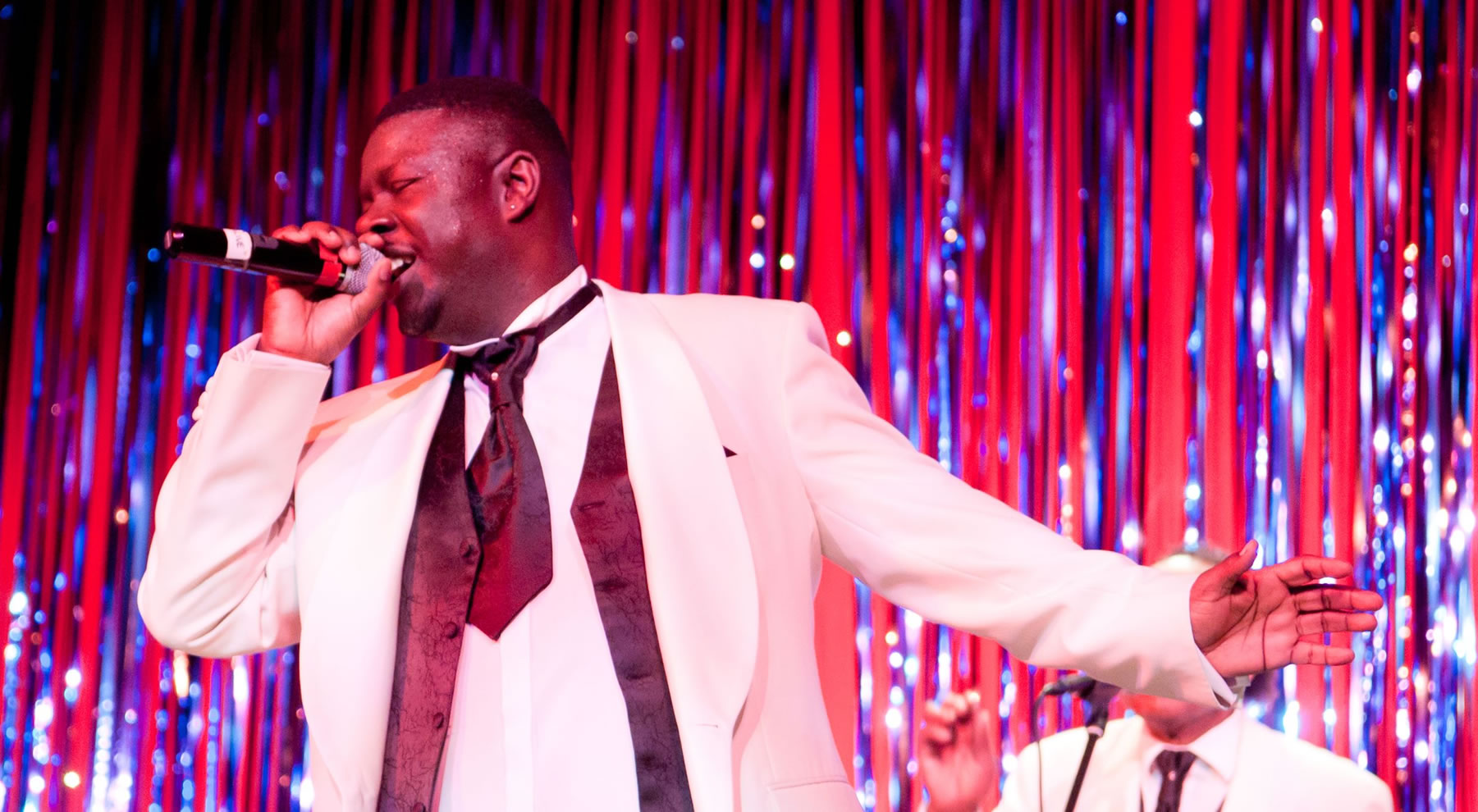 A Tribute To Motown - With Matthew Winchester- LIve Music at Red Bar Weybridge Surrey