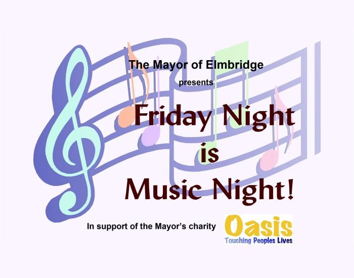 Mayor of Elmbridge Charity Concert in Cobham for Oasis Charity at ACS International School