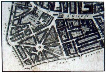 Monument Weybridge Map