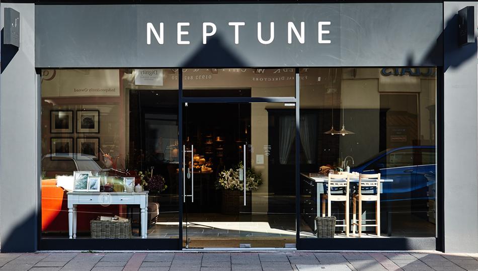 Neptune Showroom Weybridge Surrey