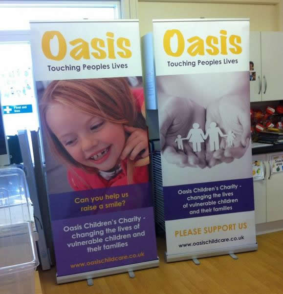 Oasis Charity For Children - Touching Childrens Lives