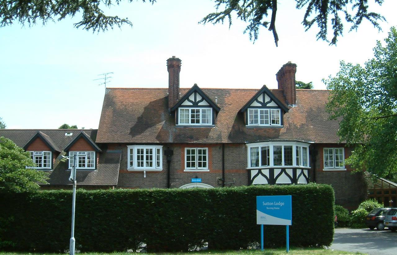 Sutton Lodge Care Home Bupa