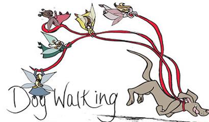 Dog Walking Services- Services for Pets in Hersham Weybridge and Elmbridge Surrey