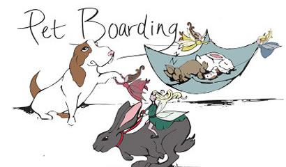 Pet Boarding for Pets in Hersham Weybridge and Elmbridge Surrey