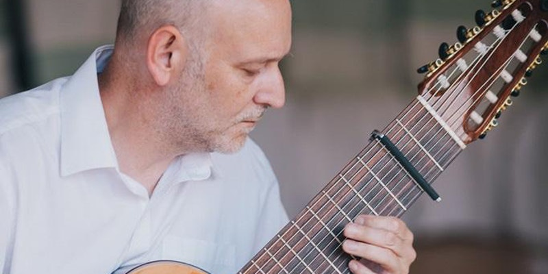 Classical Guitar Recital with Jim Kelleher - St Andrews Church, Cobham Surrey