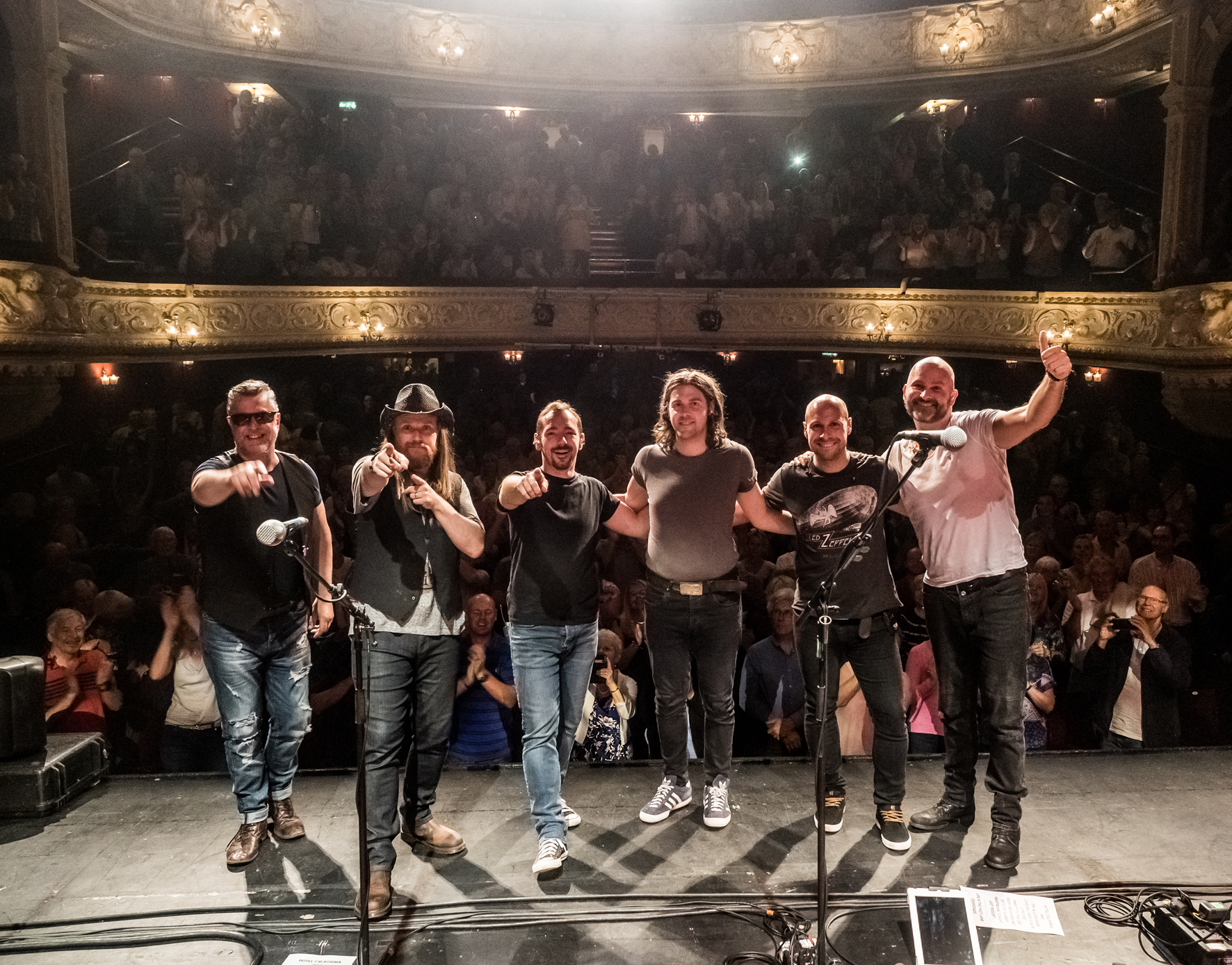 Illegal Eagles - The Worlds Number 1 Eagles Tribute Band in Concert - Coming to New Victoria Theatre Woking