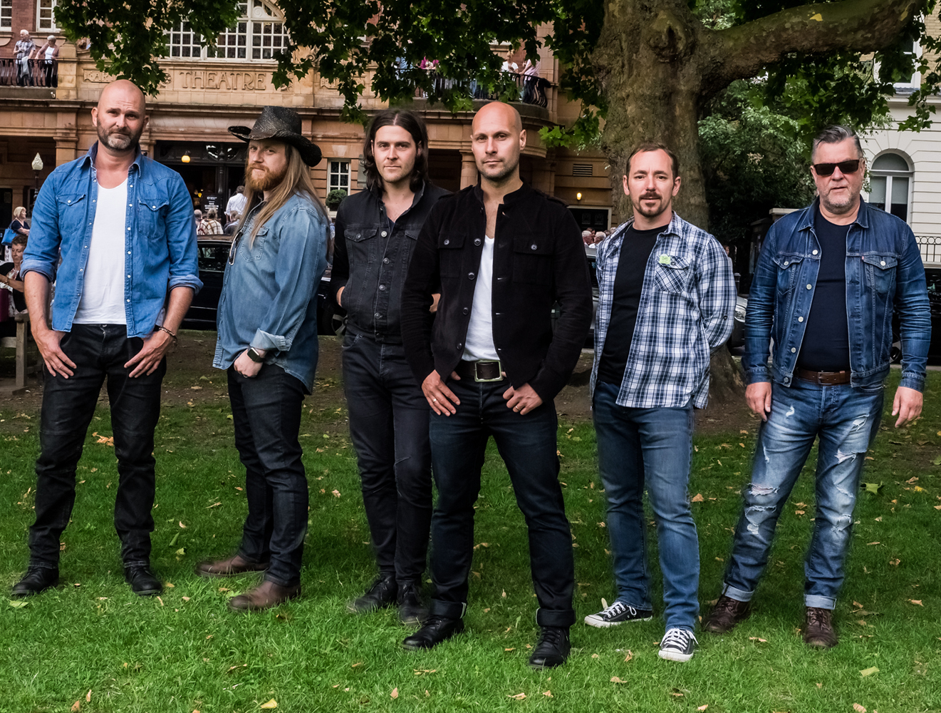 Illegal Eagles Will Be In Concert in Surrey at New Victoria Theatre Woking and GLive Guildford