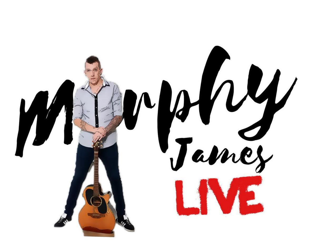 Murphy James Singer & Guitarist - Live Music at Weybridge Vandals Beer Festival Walton on Thames Surrey
