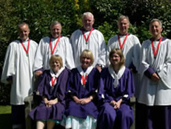 St James Church Choir Weybridge Surrey