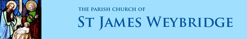 St James Church Weybridge