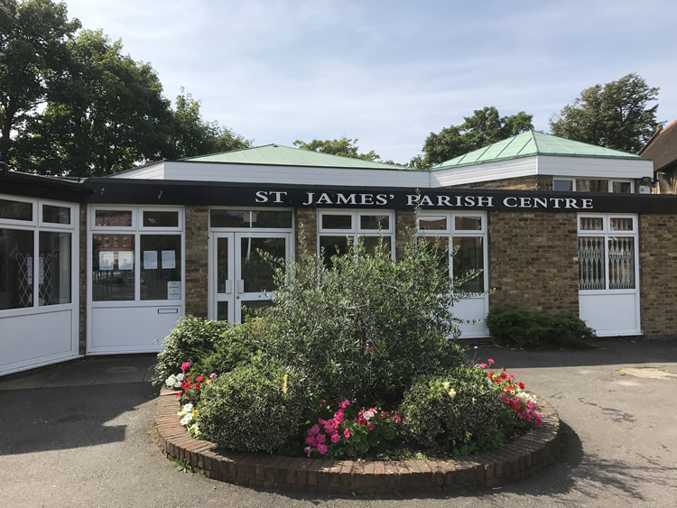 The Parish Centre St James Church Weybridge Surrey