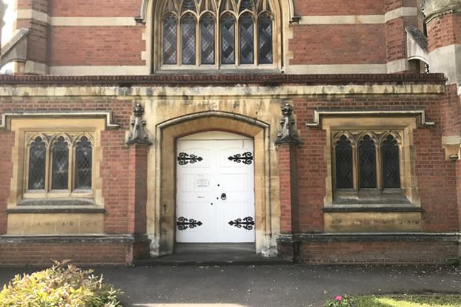 Weybridge Methodist Church Surrey