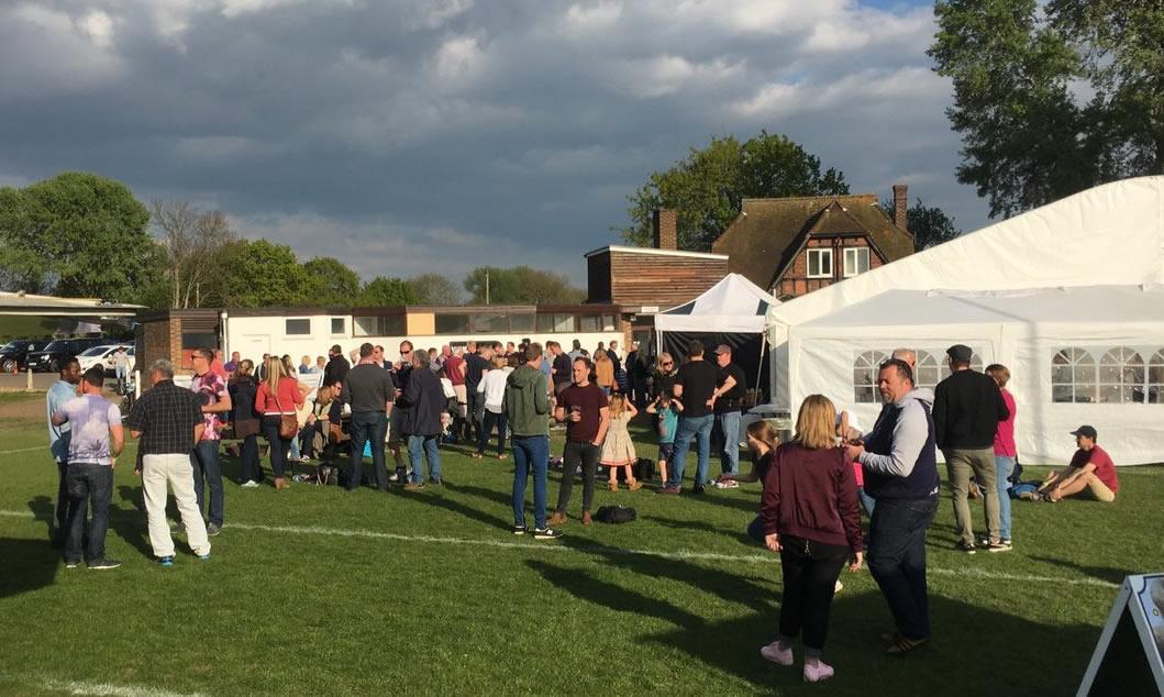 Weybridge Vandals Beer Festival Photo