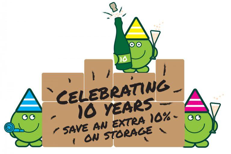 Storage Pod Party May 2018 Weybridge Surrey Brooklands