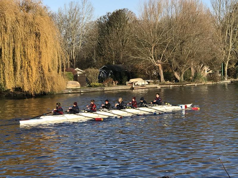 Cranmore Rowing Club Training