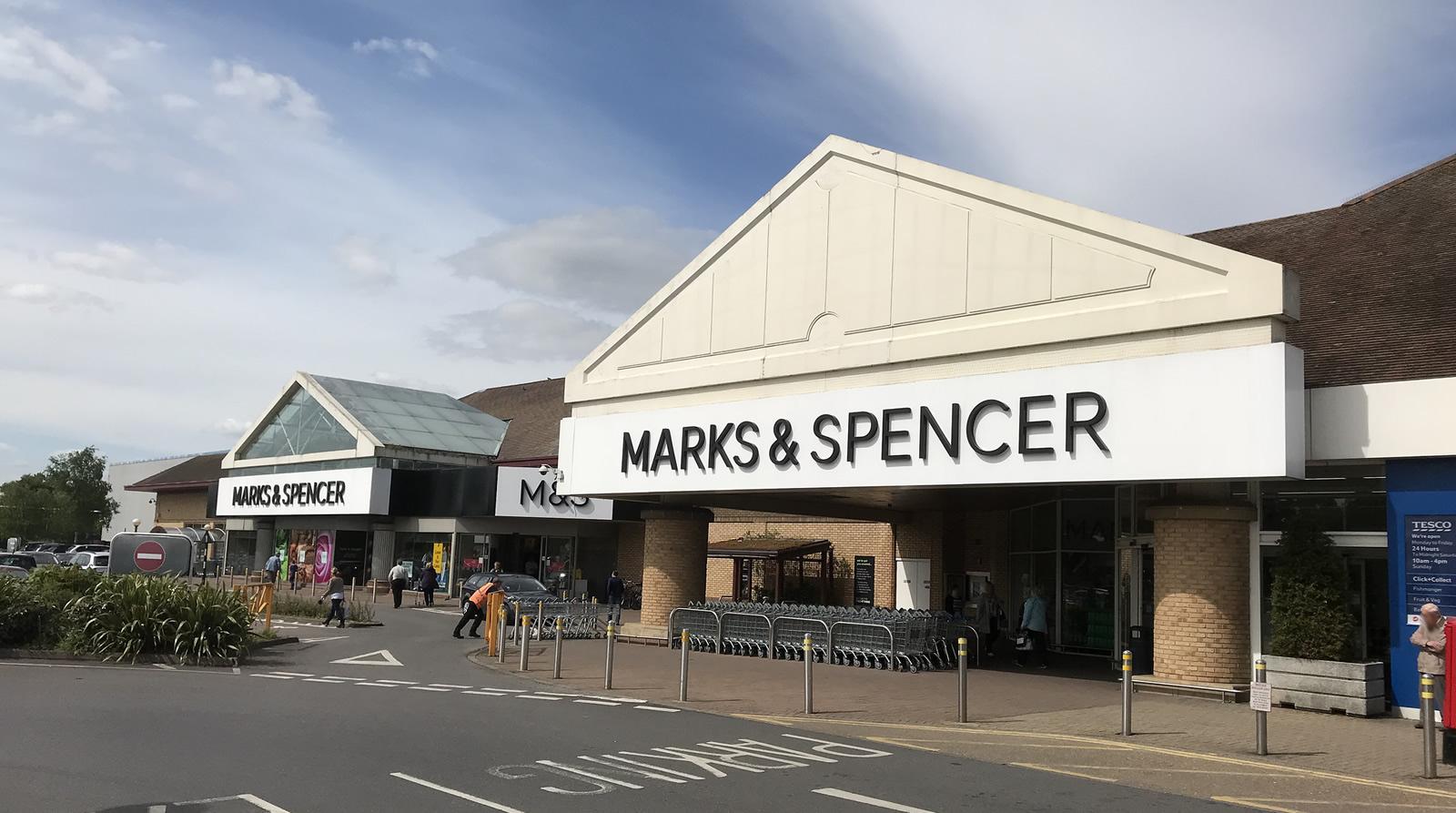 Marks and Spencer Brooklands Weybridge Surrey
