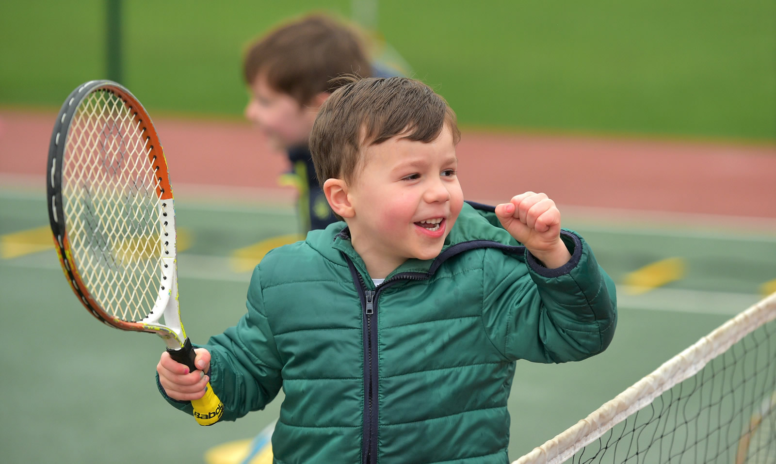 Mind Zone Childrens Sports Coaching - Education and Fun Tennis Lessons for Kids in Weybridge Cobham & Esher Surrey