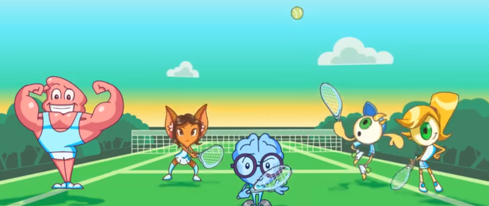 Mind Zone Tennis Classes and Education for Children in Weybridge Cobham and Esher