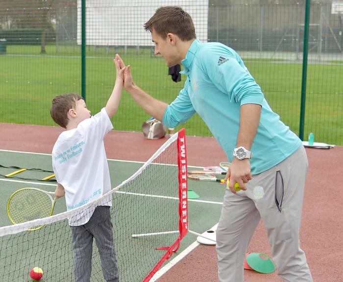 Mini Minds Tennis Esher Weybridge Cobham