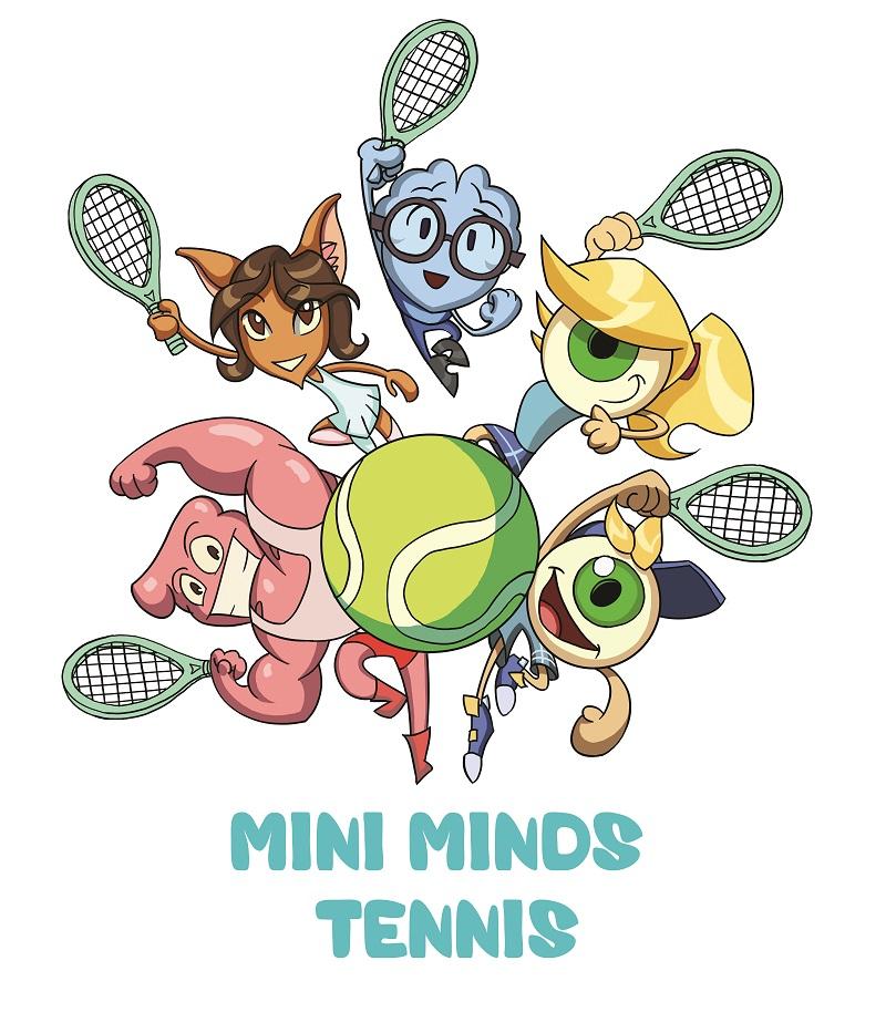 Mini Minds Tennis Surrey