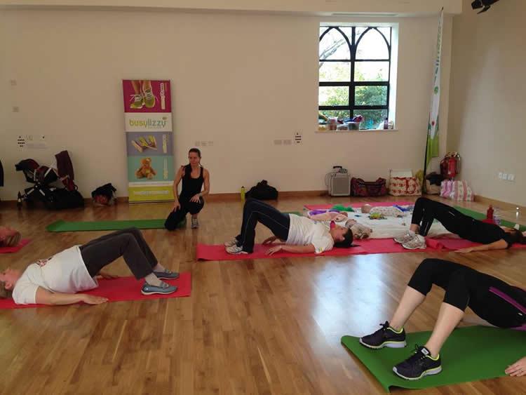 Postnatal Pilates Yoga Surrey