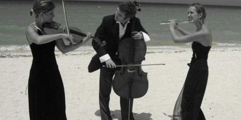 Saturday 16th June from 7pm – An Evening of Classical Music with The Cantilena Trio