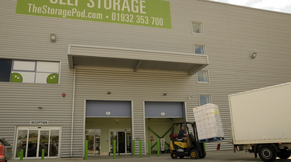 The Storage Pod Anniversary Story - Ten years at the heart of historic Brooklands!