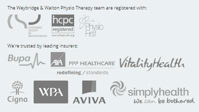 Weybridge & Walton Physiotherapy