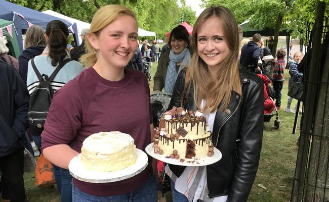 Weybridge Cake-Off