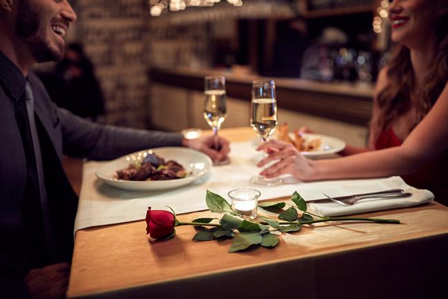 Anniversary Dining Out in Weybridge Elmbridge Surrey