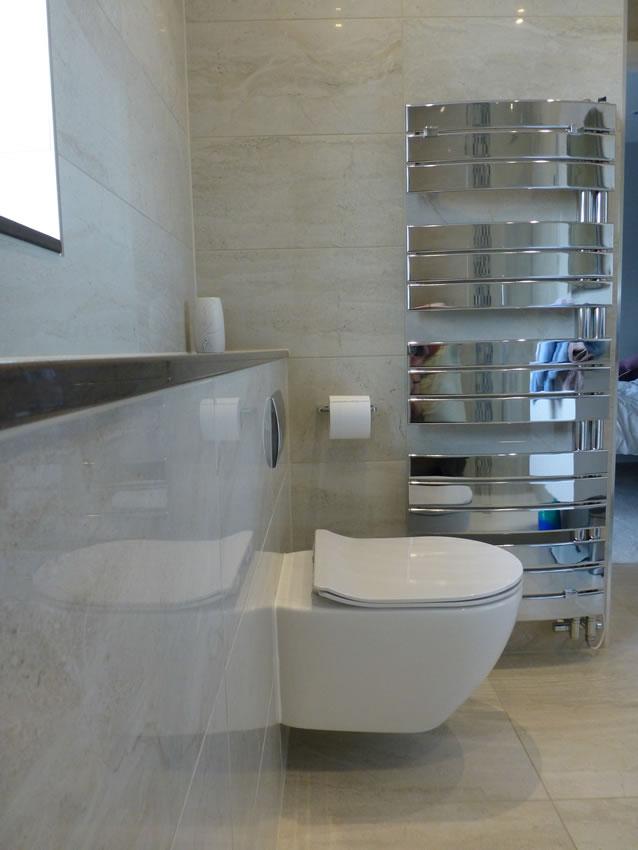Bathroom Design and Installation by Hersham Walton Surrey Interiors