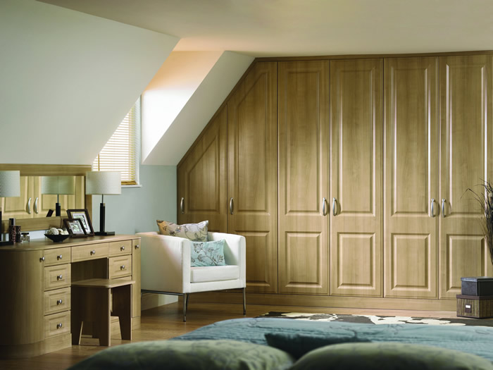 Bedrooms by Kingston Cabinets Surrey