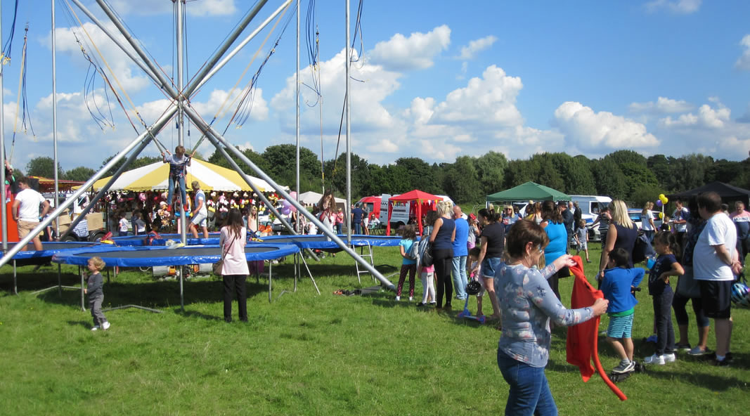 Brooklands Fun Day Weybridge Elmbridge Surrey